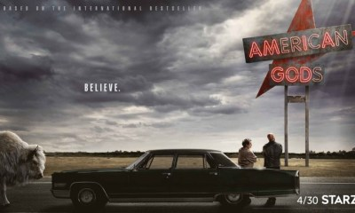 The American Gods release date is April 30th.