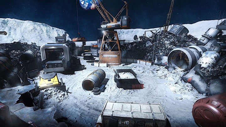 New Continuum Infinite Warfare DLC 2 Maps