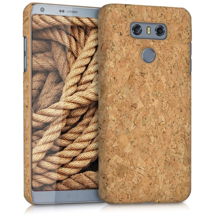 kwmobile Cork Case for LG G6