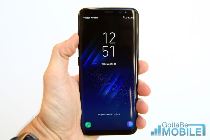 How to Unlock the Galaxy S8: What to Know