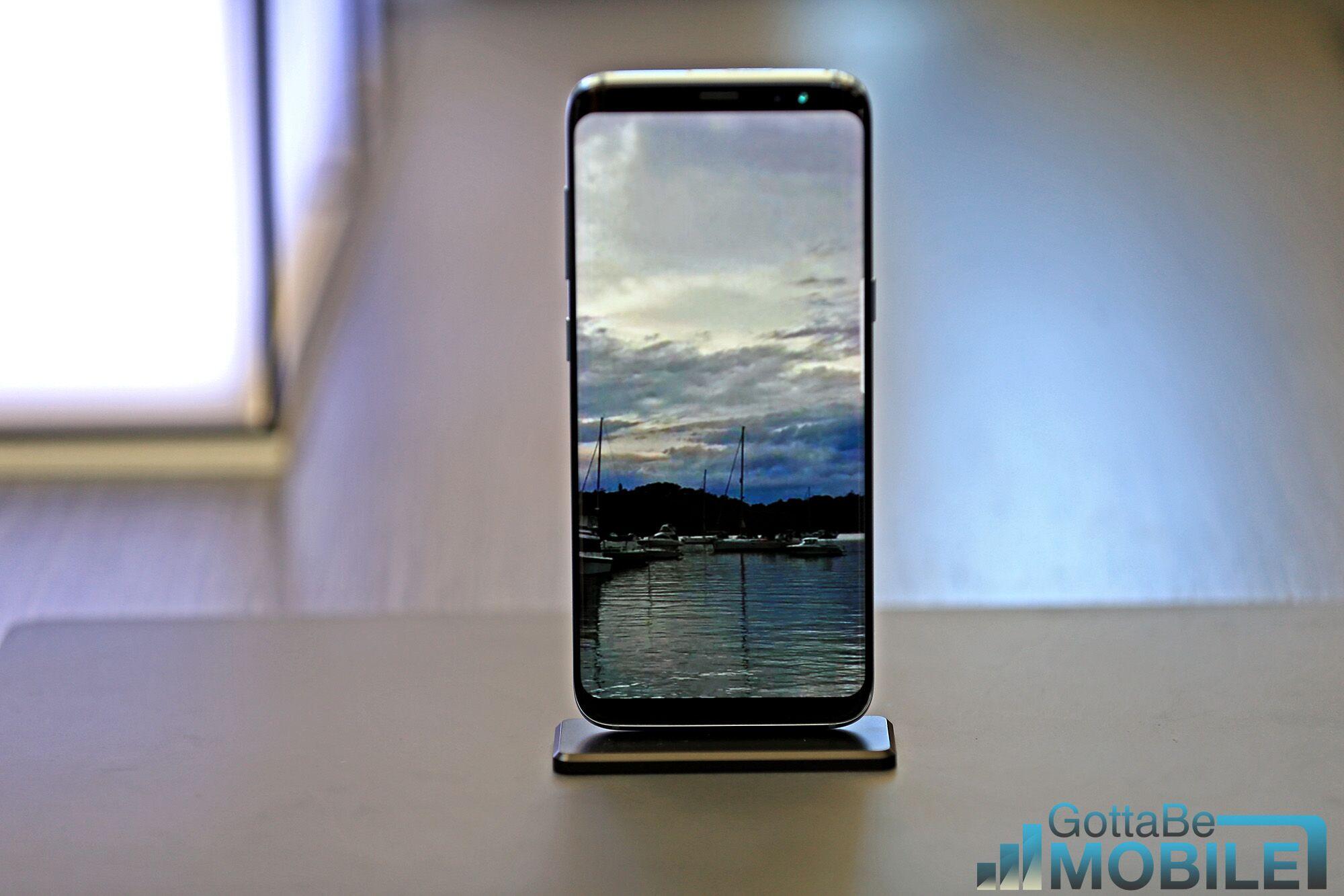 How to Change the Galaxy S8 Lockscreen & Wallpaper