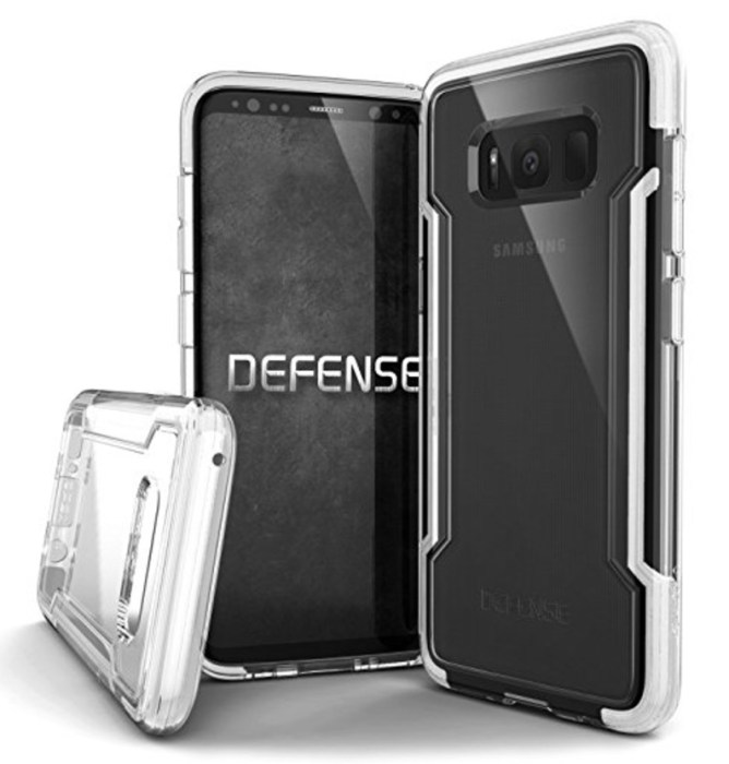 X-Doria Clear Defense Case