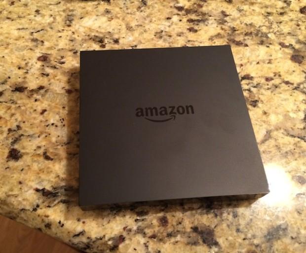 The Amazon Fire TV