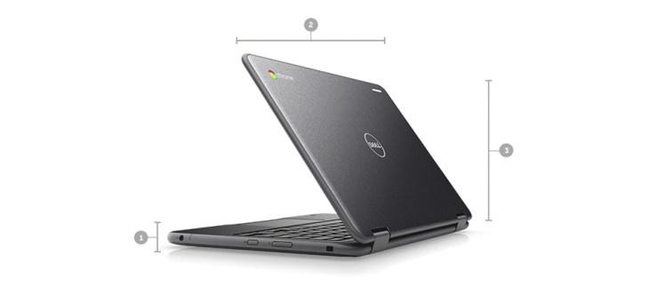 dell Chromebook-11 dimensions