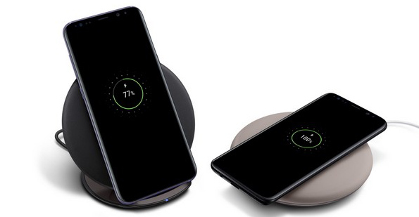 samsung how to set fast wireless charger to slow charge