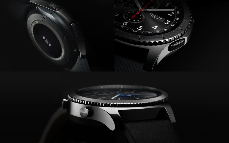samsung gear s3 features