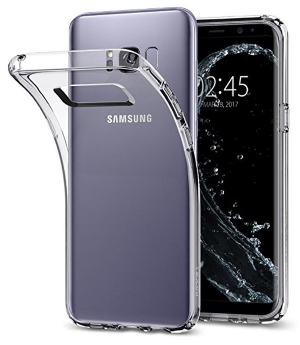 s8 clear case samsung