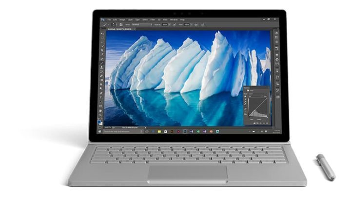 Microsoft Surface Book with Performance Base - $2,399
