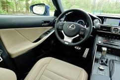 2017 Lexus IS 350 F Sport Interior Tech - 6