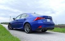 2017 Lexus IS 350 F Sport Review - 5