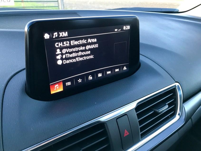 2017 Mazda 3 Hatchback Review - 19