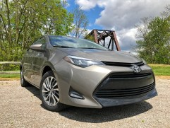 2017 Toyota Corolla Review - Front