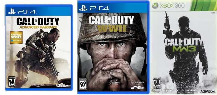Expect new maps and some remakes in the Call of Duty: WWII DLC.