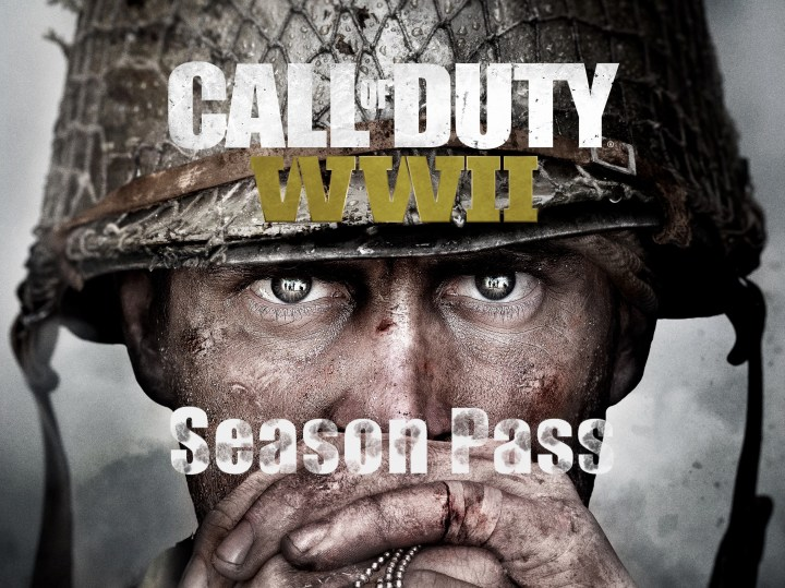 What you get with the Call of Duty: WWII Season Pass.