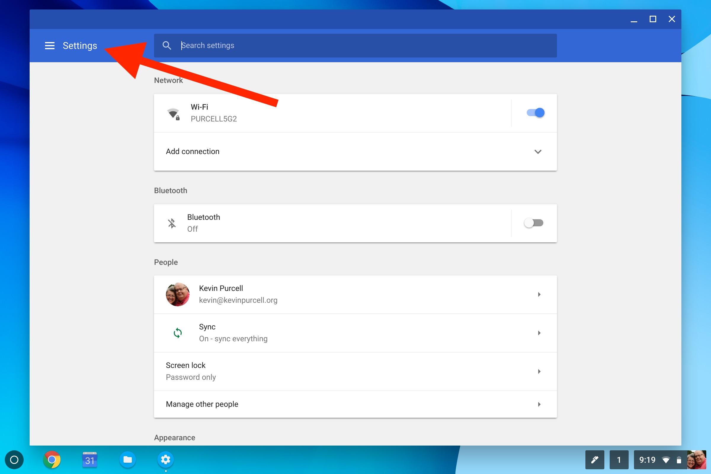 How to Switch Modes on Your Chromebook
