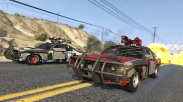 GTA 5 Online Gunrinning Update Screenshots - 2