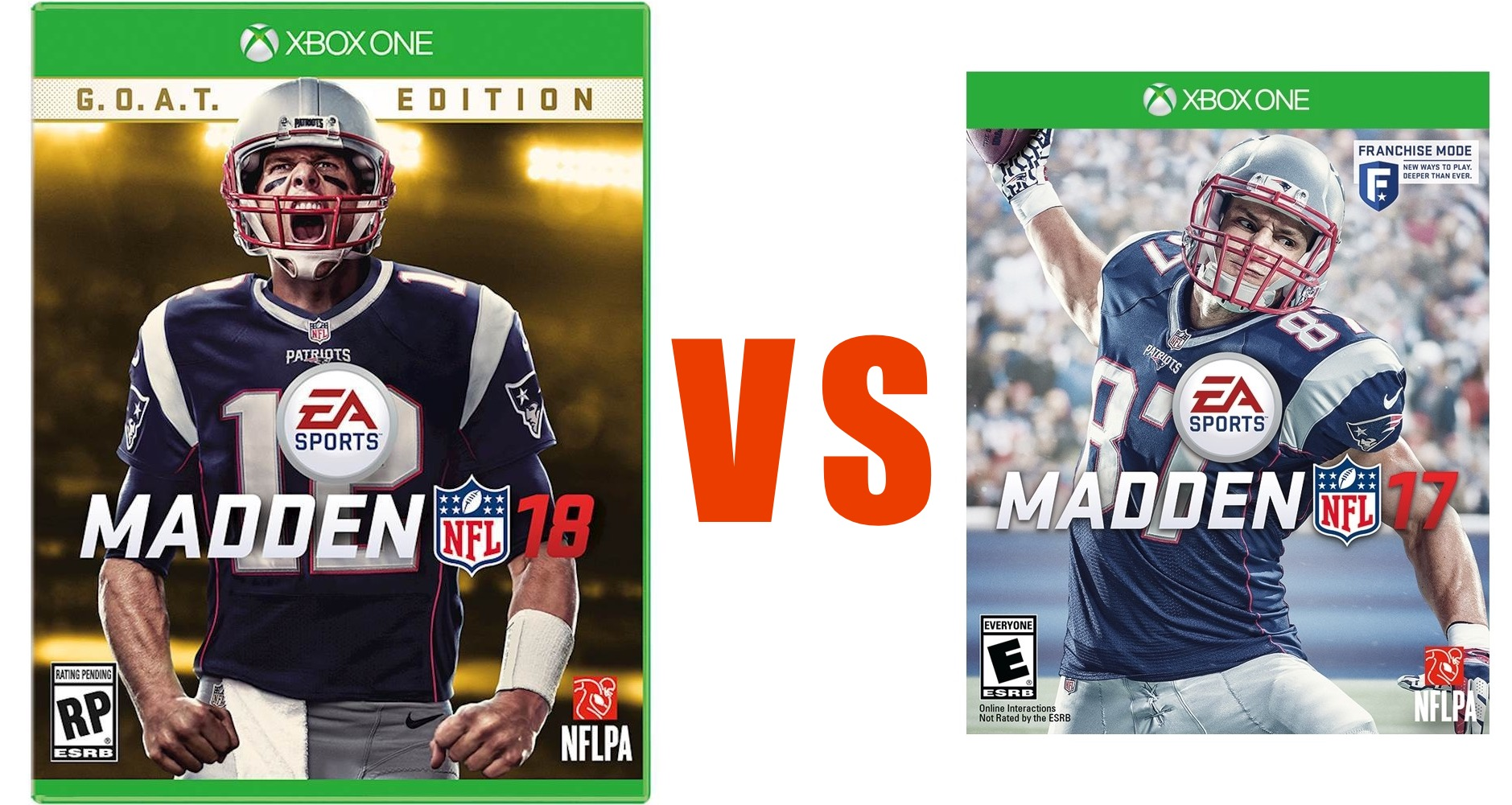 93f5762f426 Madden 18 vs Madden 17  11 Exciting New Madden 18 Features