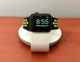 Moshi Travel Stand for Apple Watch Review - 1