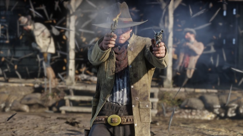 Rumored Red Dead Redemption 2 Single Player