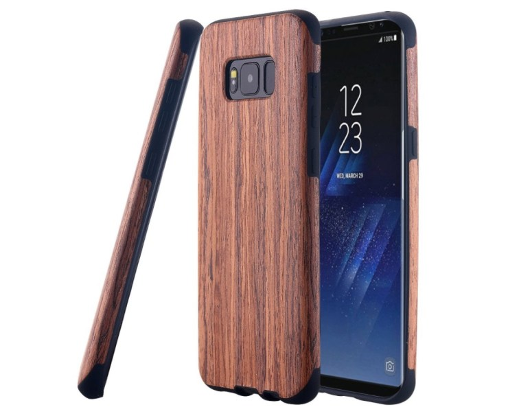 LonTect Rosewood TPU Case