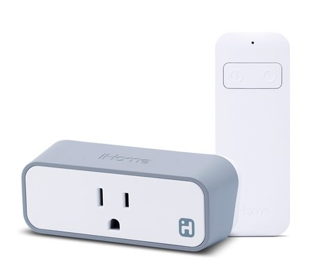 isp 8 smartplug and remote