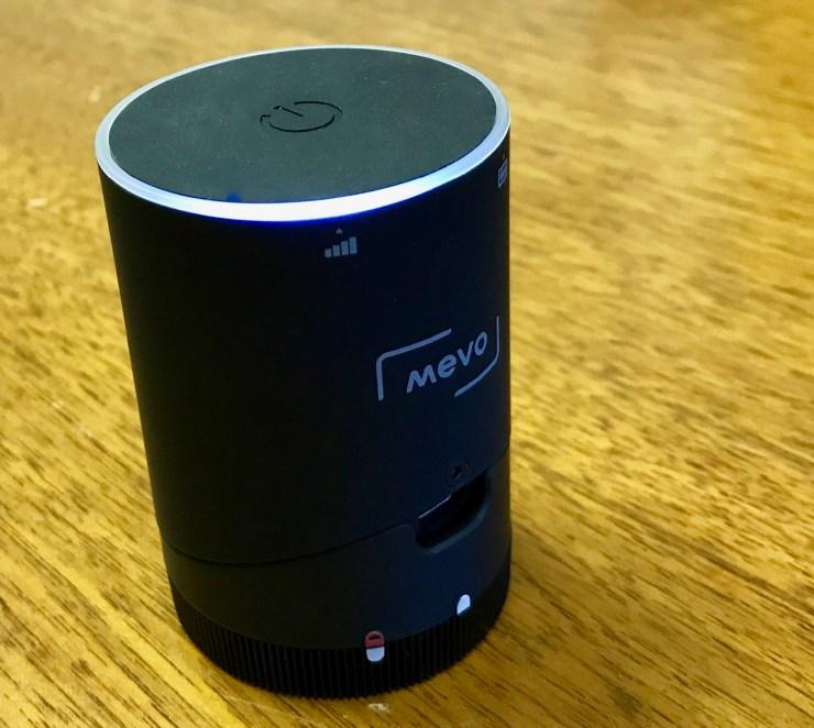 meevo camera back