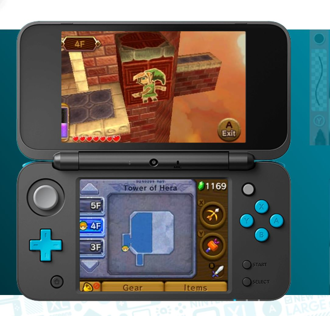 New nintendo 2ds xl release date price features for Housse new 2ds xl
