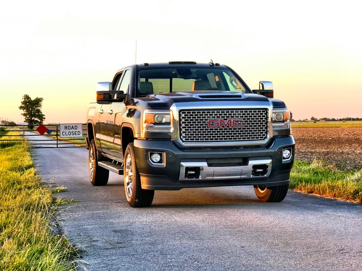 The GMC Sierra 2500 Denali HD with the Duramax Diesel is an excellent truck.