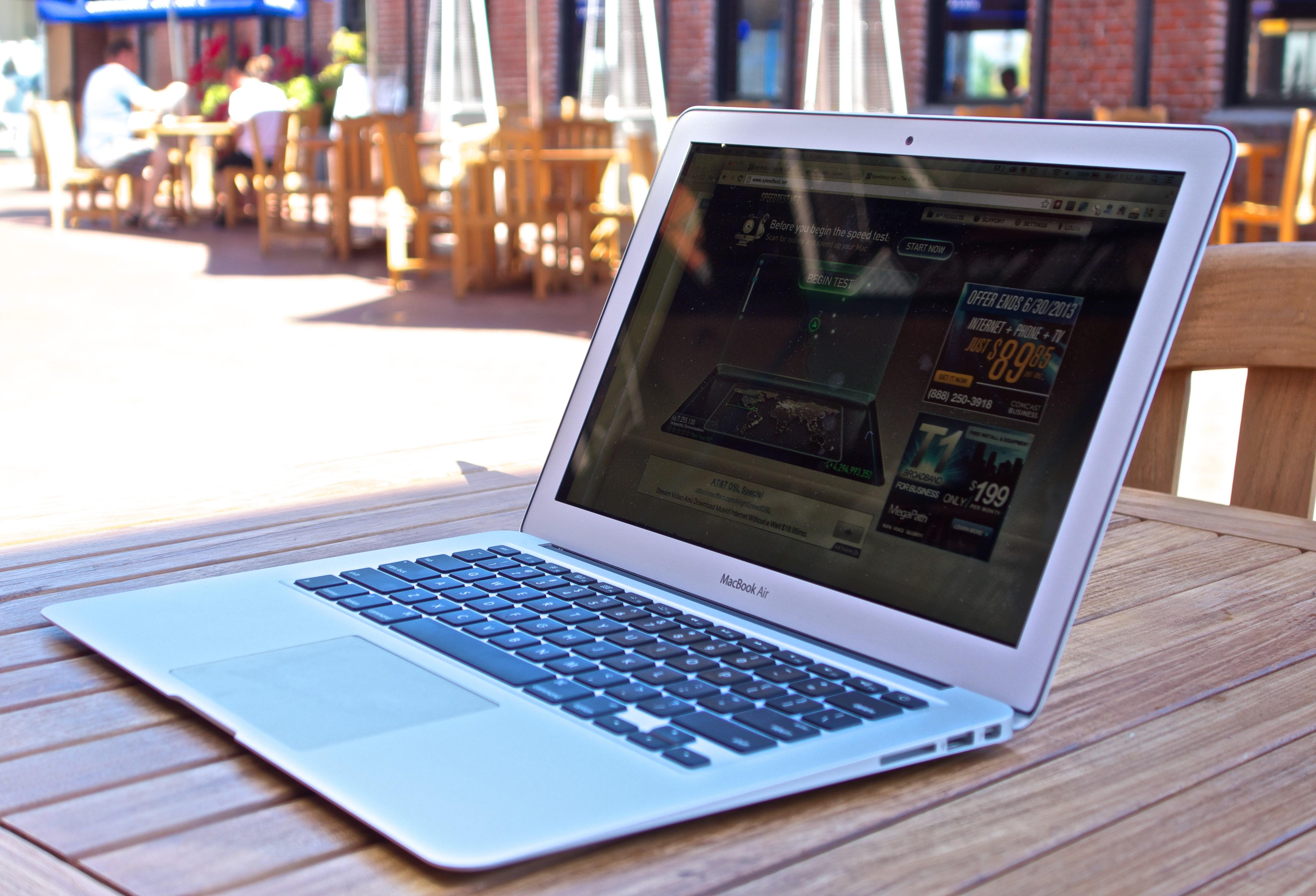 Macbook air release date in Brisbane