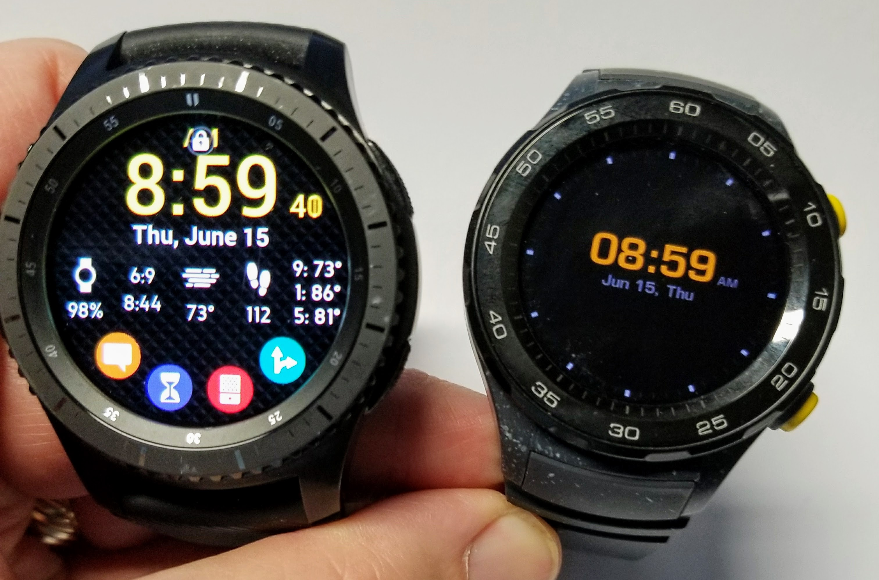 Huawei Watch 2 Review: Android Wear 2 Too Late