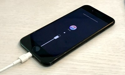 Put the iPhone into Recovery Mode.