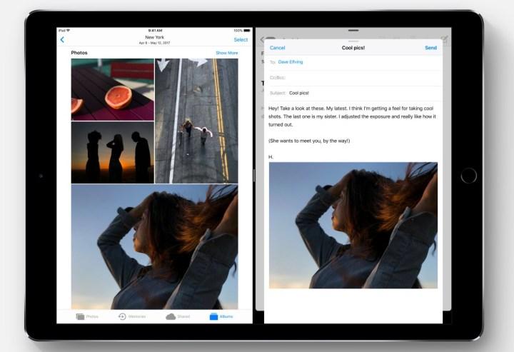 New iOS 11 iPad Features
