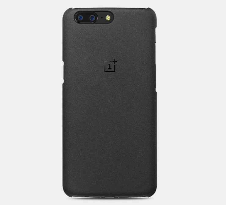 OnePlus 5 Sandstone Cover