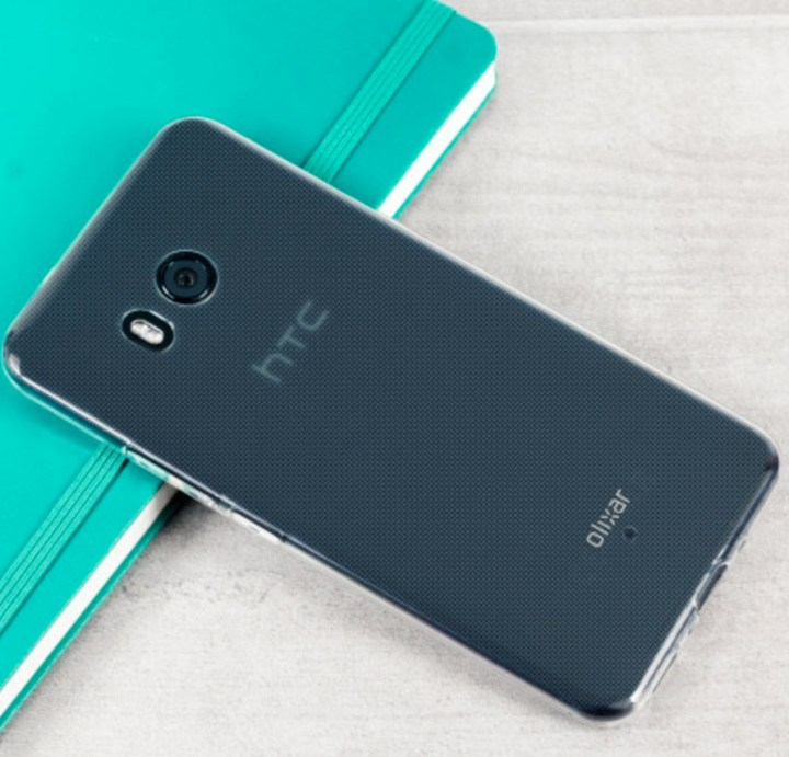 Olixar Ultra-Thin 100% Clear Case ($7.50)
