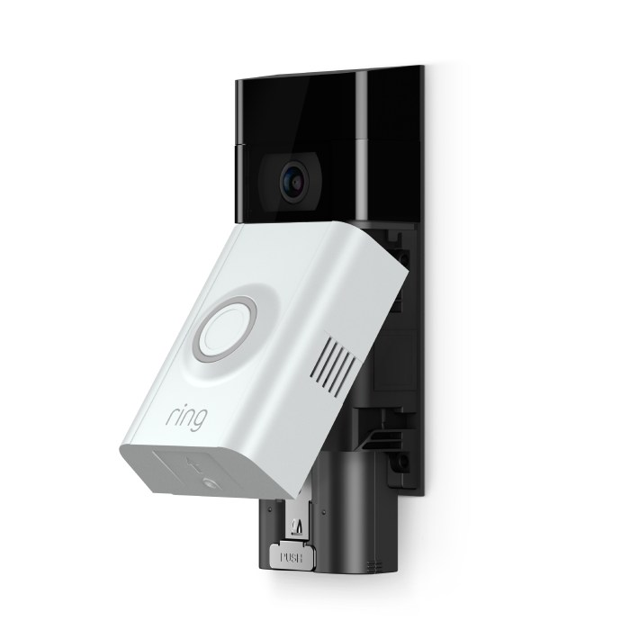 Easily swap batteries on your Ring Video Doorbell 2.
