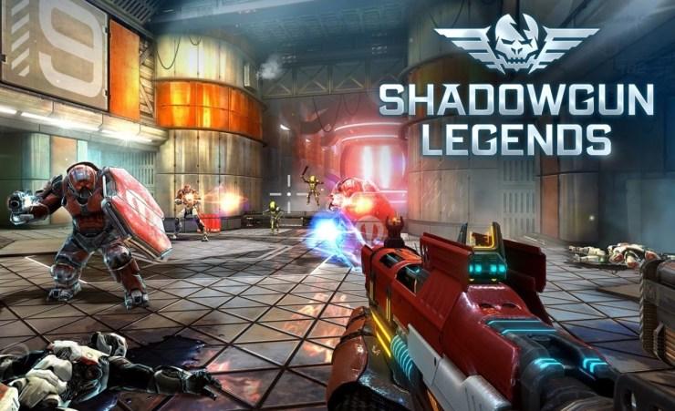 ShadowGun: Legends