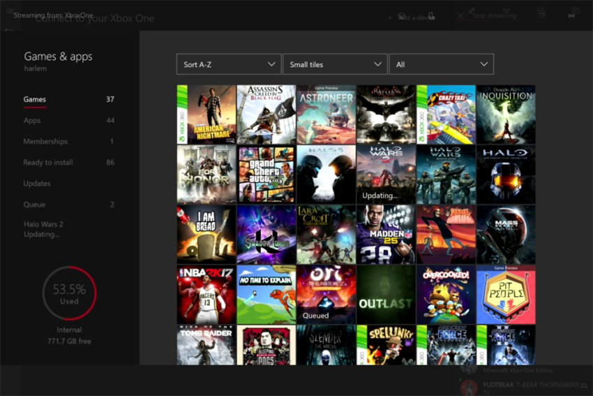 how to transfer xbox live to xbox one