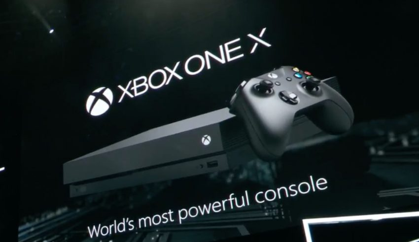 Find out what the Xbox One X is all about.
