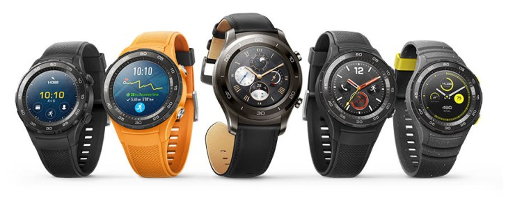 huawei watch 2 designs
