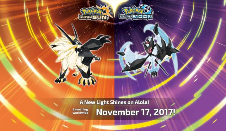 pokémon ultra sun and ultra moon release date features and details