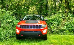 2017 Jeep Compass Trailhawk Review - 1