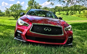 2018 Q50 RED SPORT 400 - 1