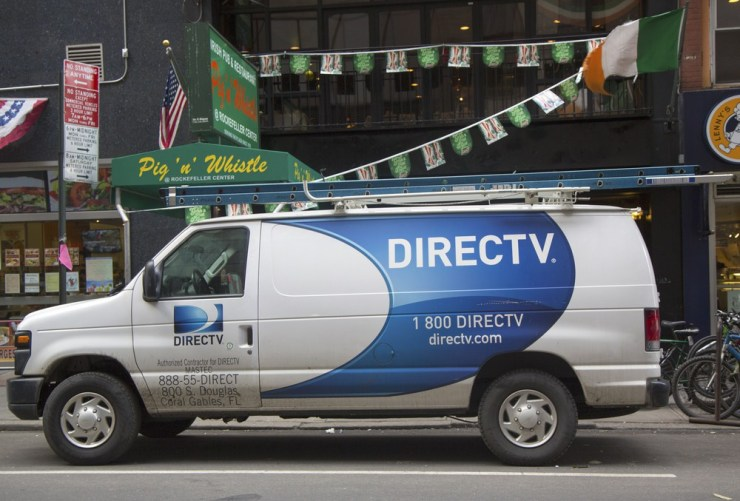 Switch to AT&T if you Have DirecTV