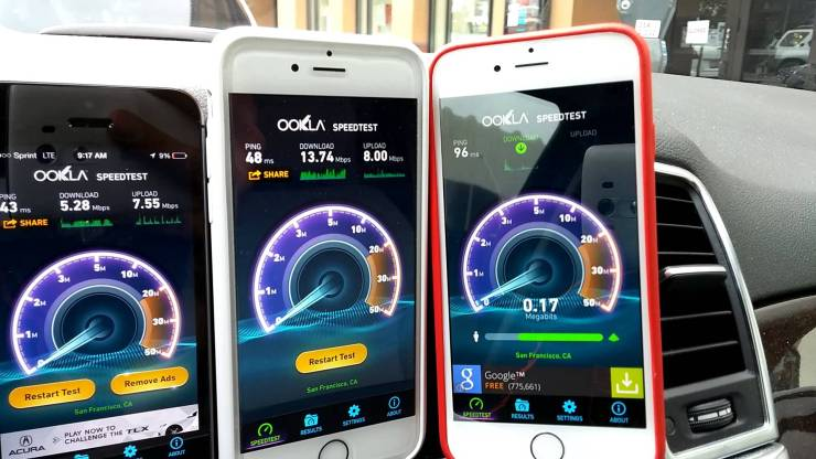 Switch to AT&T for Great Coverage & Speeds