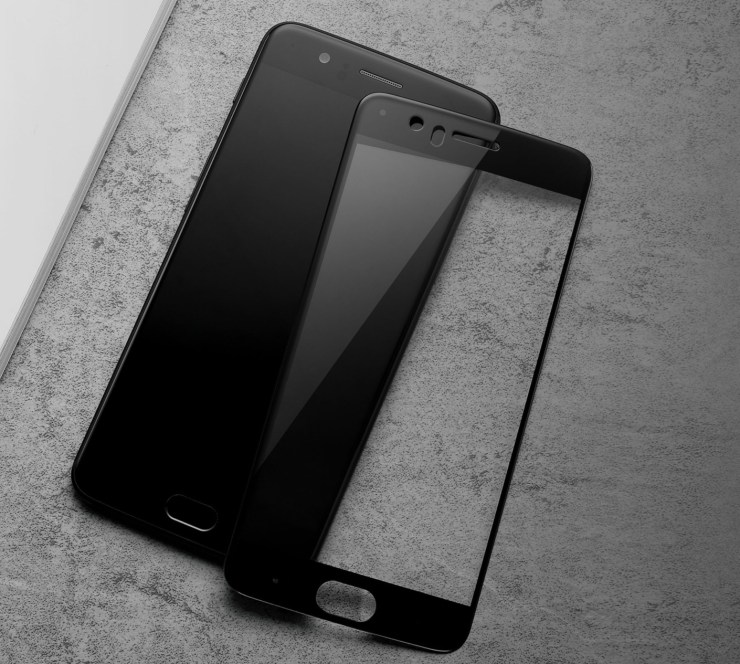 OnePlus 5 Tempered Glass Protector