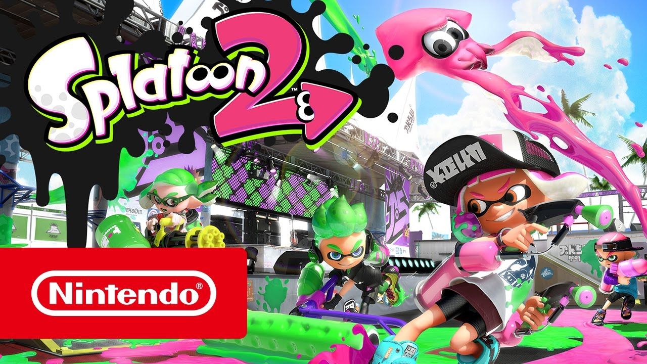 UK Charts: Splatoon 2 Debuts in Second, Crash Bandicoot Scores Again