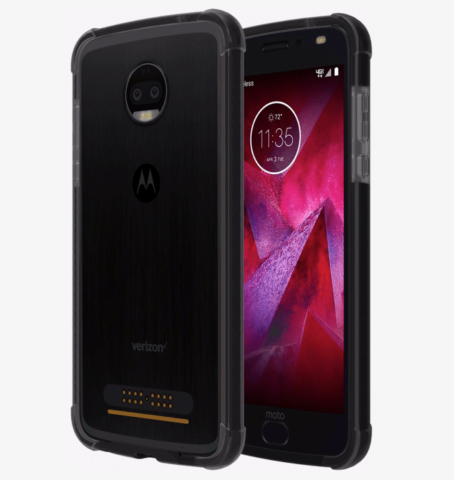 new style c419e 6dc80 15 Best Moto Z2 Force Cases
