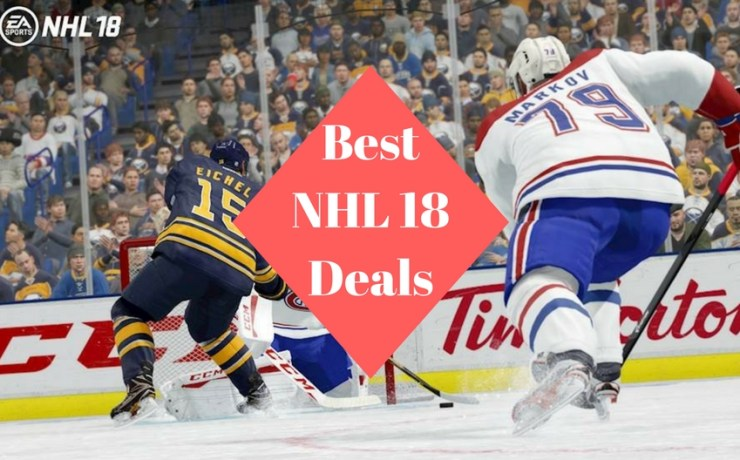 The best NHL 18 deals you can find.