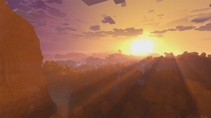 Expect Improved Graphics with the Better Together Minecraft DLC This Fall