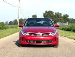 2017 Kia Optima Hybrid Review - 12